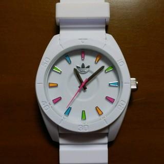 アディダス(adidas)のちい様専用 ☆新品 アディダスadidas サンティアゴシリーズ 男女兼用腕時計(腕時計)