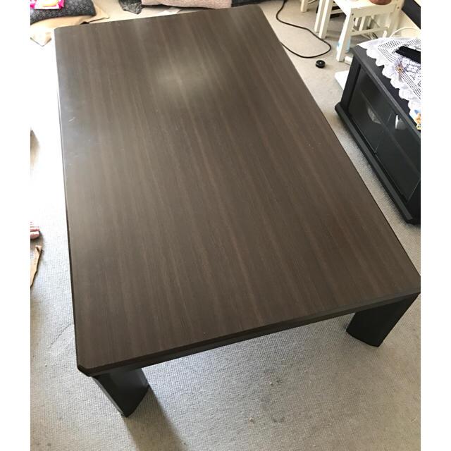 ニトリ こたつ テーブル