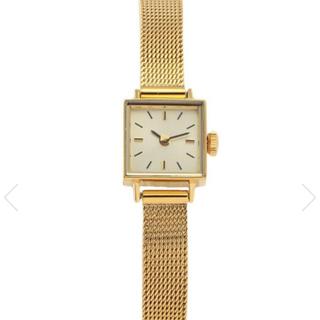アッシュペーフランス(H.P.FRANCE)のインデュナ⭐️ ゴールド時計(腕時計)