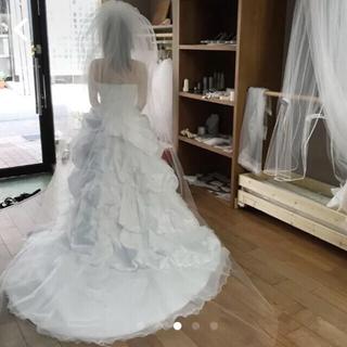 ウェディングベール バルーン型(ウェディングドレス)