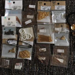 キワセイサクジョ(貴和製作所)の手作りアクセパーツ色々(各種パーツ)