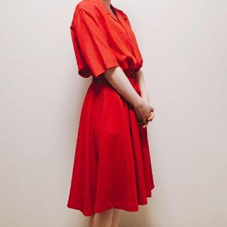 ロキエ(Lochie)のflare skirt(ひざ丈スカート)