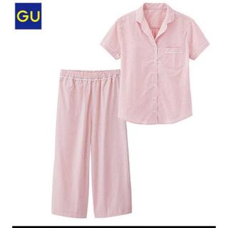 ジーユー(GU)のGU♡パジャマ ギンガムチェック(パジャマ)