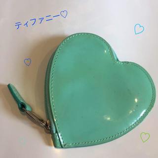 ティファニー(Tiffany & Co.)の送料値上がりの為5月限定価格☆ティファニー☆ハート形コインケース☆(コインケース)