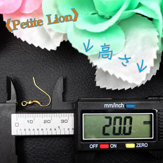 送料無料 ♥『 100個セット フックピアス ゴールド 』 レジン No.k1 ハンドメイドの素材/材料(その他)の商品写真