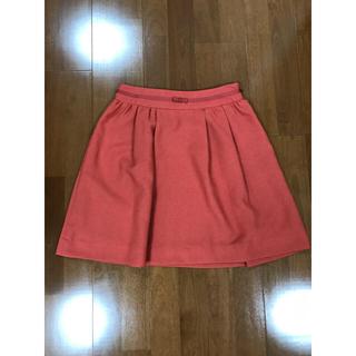 プーラフリーム(pour la frime)の新品未使用  膝丈スカート(ひざ丈スカート)
