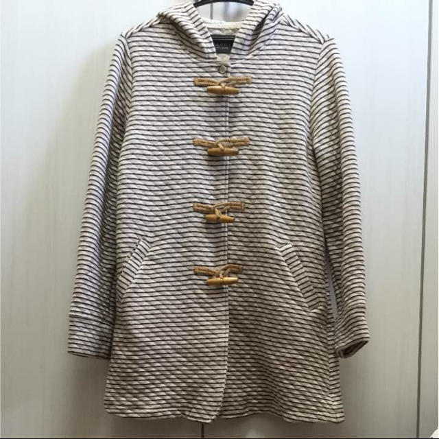 しまむら(シマムラ)の薄手キルト地 アウター レディースのジャケット/アウター(スプリングコート)の商品写真