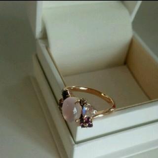 サマンサティアラ(Samantha Tiara)の大幅値引きサマンサティアラ マルチカラー K10リング9号(リング(指輪))