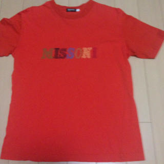 ミッソーニ(MISSONI)のMISSONI Tシャツ(Tシャツ/カットソー(半袖/袖なし))