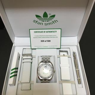 アディダス(adidas)のadidas アディダス スタンスミス 腕時計(腕時計(アナログ))
