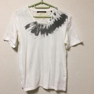 グライムエフェクト(Grime effect)のgrime effect フェザープリントTシャツ(Tシャツ(半袖/袖なし))