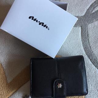 アン(an)の新品♡an.an二つ折り財布♡(財布)