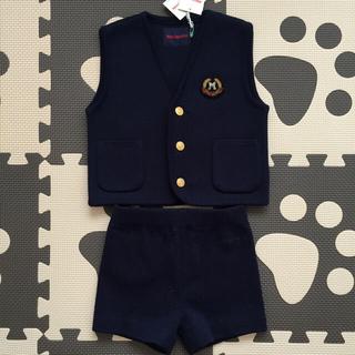 a35f1fe9df627 ミキハウス(mikihouse)のミキハウス フォーマルセットアップ(ドレス フォーマル)