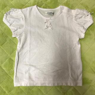 パメラマン(Pamela Mann)の白Tシャツ(Tシャツ)
