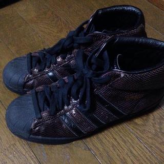 アディダス(adidas)の値下げ◉adidasハイカットスニーカー(スニーカー)