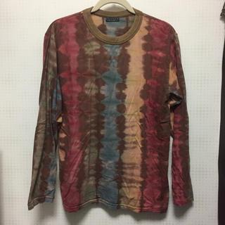 チチカカ(titicaca)のロンT    タイダイ柄(Tシャツ/カットソー(七分/長袖))