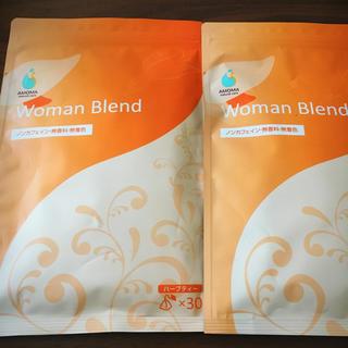 AMOMA Woman Blend 妊活ブレンド 妊活 ハーブティー 2袋セット(茶)