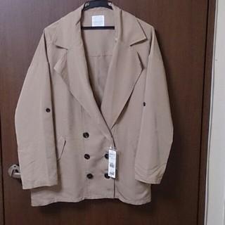 ローリーズファーム(LOWRYS FARM)のLOWRYSユルトレンチジャケット(トレンチコート)