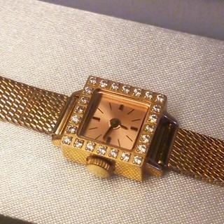 アッシュペーフランス(H.P.FRANCE)のアッシュぺー購入 induna 時計☆(腕時計)