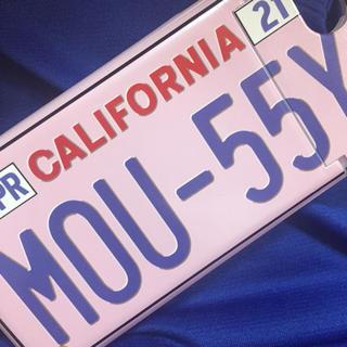 マウジー(moussy)のmoussy iPhoneケース(iPhoneケース)