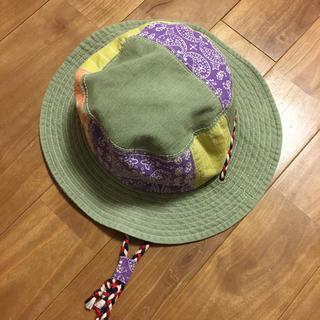 アンパサンド(ampersand)のキッズ  ハット 52センチ(帽子)