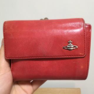 ヴィヴィアンウエストウッド(Vivienne Westwood)のヴィヴィアンウエストウッド 財布 赤(財布)