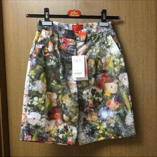 ヴィヴィアンウエストウッド(Vivienne Westwood)の⭐︎定価77,760円 新品未使用 タグ付き ヴィヴィアンウエストウッド(ショートパンツ)