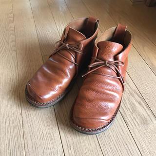 トリッペン(trippen)のペロさま専用  trippen Space レザーシューズ size38(ローファー/革靴)