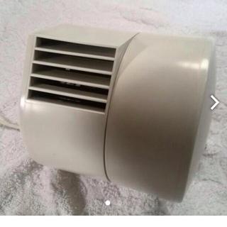 ムジルシリョウヒン(MUJI (無印良品))の無印 白コンパクトデスクファン 即手渡し可能(扇風機)