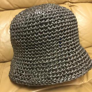 夏用帽子 ハンドメイドのファッション小物(その他)の商品写真