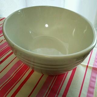 ルクルーゼ(LE CREUSET)の【key様専用】ル・クルーゼ Parta/Salad Bowl Ivory(食器)