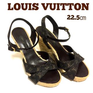 ルイヴィトン(LOUIS VUITTON)のルイヴィトン サンダル🔴最終お値下げ価格(サンダル)