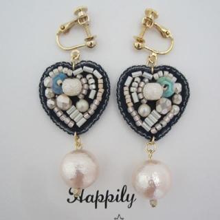 Happily⁺ No.124(イヤリング/ピアス)(イヤリング)