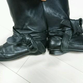 アンビリカル(UNBILICAL)の確認用アンビリカルショートブーツ(ブーツ)