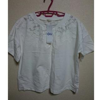 ジーユー(GU)のGU 新品 カットソー LOWRYS FARM LEPSIM vis ZARA(シャツ/ブラウス(半袖/袖なし))