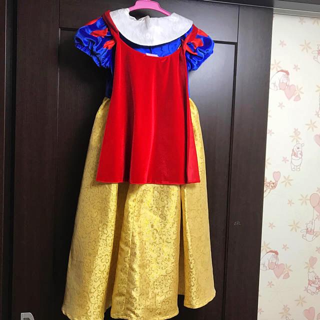 d14803488ce4a Disney(ディズニー)のビビディバビディブティック☆白雪姫ドレス キッズ ベビー マタニティ