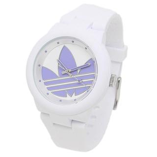 アディダス(adidas)の新入荷 adidas ユニセックス 腕時計 ADH3144 パステルパープル(腕時計)