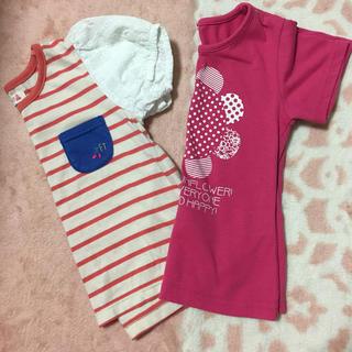 シマムラ(しまむら)の半袖Tシャツ セット(Tシャツ/カットソー)