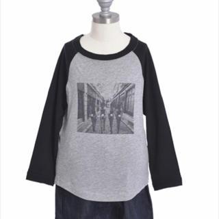 イートミー(EATME)のラグランTシャツ キッズ(Tシャツ(長袖/七分))