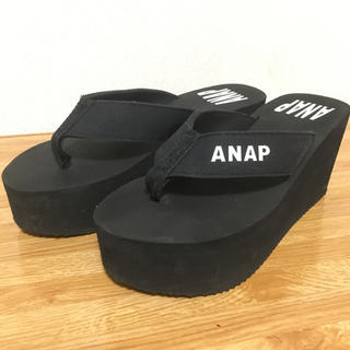 アナップ(ANAP)のANAP ビーサン ビーチサンダル(ビーチサンダル)