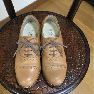 アトリエドゥサボン(l'atelier du savon)のハルタの紐靴(ローファー/革靴)