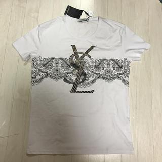 イヴサンローランボーテ(Yves Saint Laurent Beaute)の新品イヴサンローラン   メンズTシャツ(Tシャツ/カットソー(半袖/袖なし))
