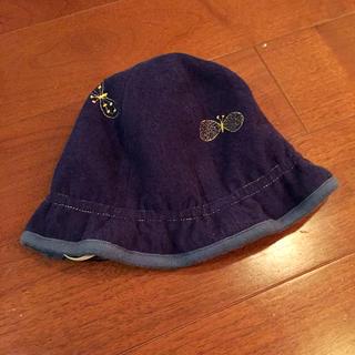 ミナペルホネン(mina perhonen)のミナペルホネン☆chouchouベビー帽(帽子)