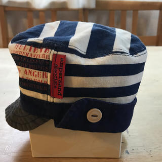 アンパサンド(ampersand)のkids帽子(帽子)