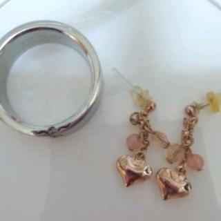 指輪&ピアス(リング(指輪))