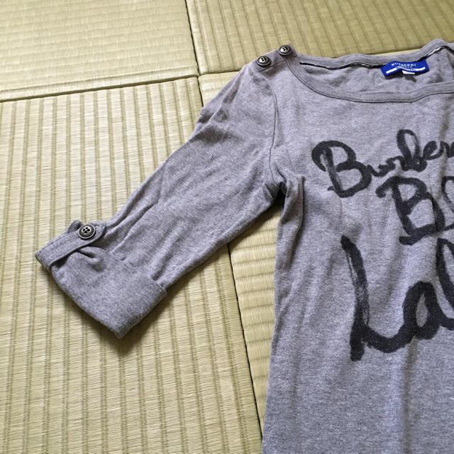 BURBERRY(バーバリー)のバーバリーブルーレーベル レディースのトップス(シャツ/ブラウス(長袖/七分))の商品写真