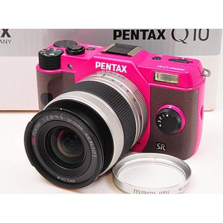 ペンタックス(PENTAX)の⭐︎Wi-Fi付き⭐︎PENTAX Q10 ✨極上コンディション✨(ミラーレス一眼)