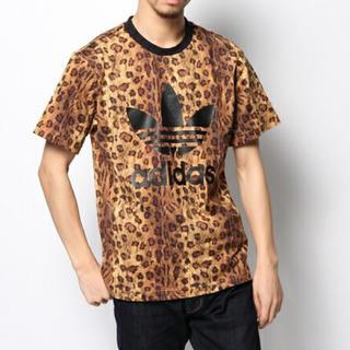 アディダス(adidas)のadidas アディダス STY ANIMAL Tシャツ M(Tシャツ/カットソー(半袖/袖なし))
