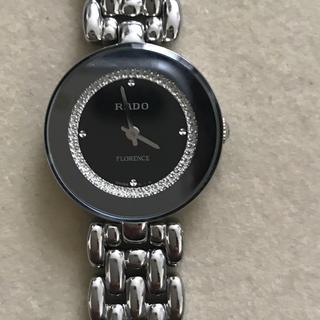 ラドー(RADO)の美品 RADO 腕時計 レディース(腕時計)