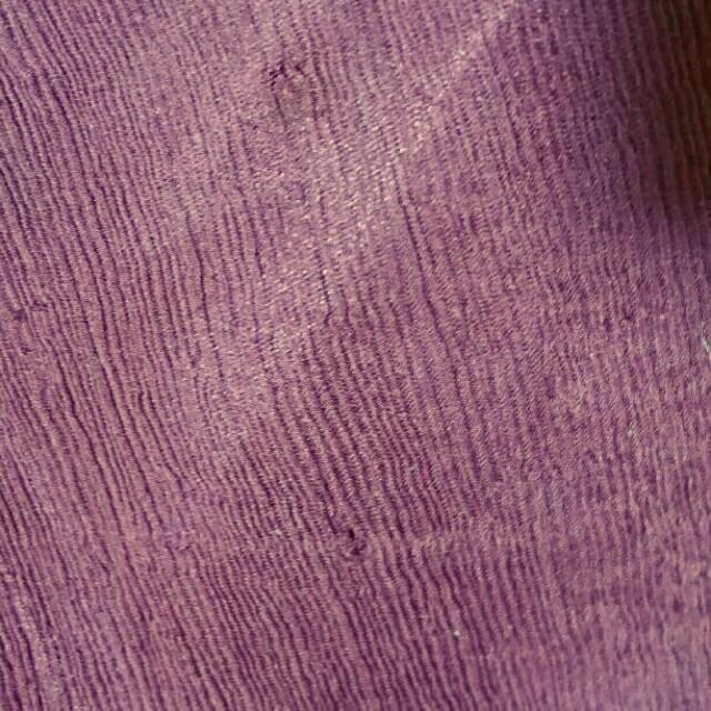 Q(キュー)のQ★ ワンピース パープル レディースのワンピース(ひざ丈ワンピース)の商品写真